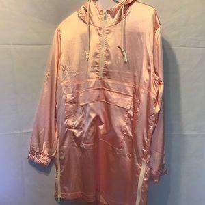 Light pink jacket/dress sporty